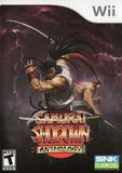 Samurai Shodown Anthology (Nintendo Wii)